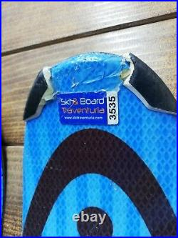 2017 HEAD REV 70 R 163 cm Ski + BRAND NEW Marker TLT10 Bindings Winter Sports
