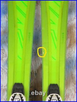 2017 K2 Pinnacle 95 170cm with Marker 12.0 Binding