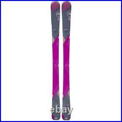 2017 Rossignol Temptation 88 Womens Ski with Marker Free Ten ID B85 Bindings-172