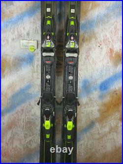 2018 Blizzard Quattro 8.4 Ti 174cm with Marker Xcell 12 Binding