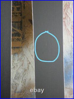 2018 K2 Pinnacle 95 170cm with Marker Griffon Binding