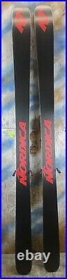 2018 Nordica Enforcer 93 185cm with Marker Griffon Binding