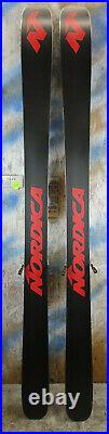 2018 Nordica Enforcer 93 Ti 169cm with Marker Griffon Binding