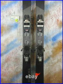 2019 Blizzard Brahma 173cm with Marker Squire Binding