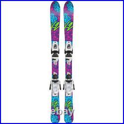 2019 K2 Luv Bug Junior Skis with Marker 7.0 Bindings-136