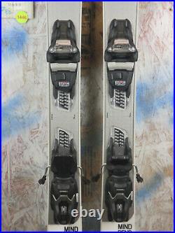 2019 K2 Mindbender 85 RX 156cm with Marker 100 Binding