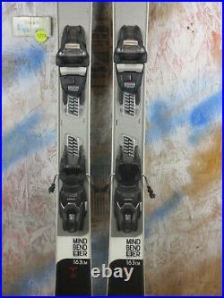 2019 K2 Mindbender 85 RX 163cm with Marker 100 Binding