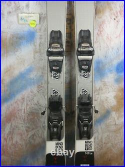 2019 K2 Mindbender RX 85 149cm with Marker 10.0 Binding