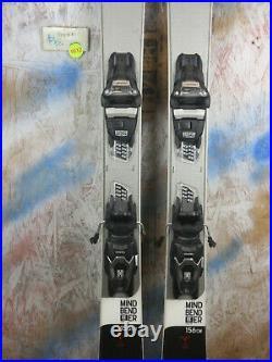 2019 K2 Mindbender RX 85 156cm with Marker 10.0 Binding