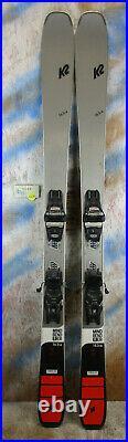 2019 K2 Mindbender RX 85 163cm with Marker 10.0 Binding