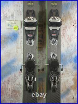 2019 K2 Pinnacle 95 184cm with Marker Griffon Binding
