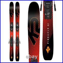 2019 K2 Pinnacle Junior Skis with Marker 7.0 Bindings-149