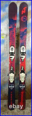 2019 Nordica Soul Rider JR 138cm with Marker 7.0 Binding