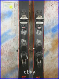 2019 Rossignol Sky 7 HD 156cm with Marker Squire Binding
