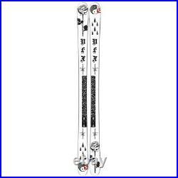 2019 Salomon NFX Skis with Marker Griffon 13 B90 Bindings-176