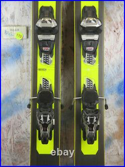 2019 Volkl Confession 186cm with Marker Griffon Binding