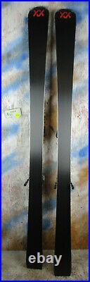 2019 Volkl RTM 81 163cm with Marker Wideride XL Binding
