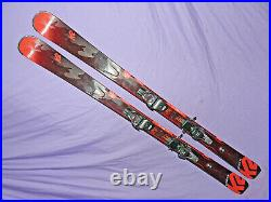 2020 NEW! K2 ANTHEM 80 Women's 160cm Speed Rocker Skis with Marker 11 Bindings