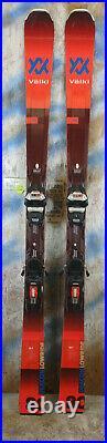 2020 Volkl Deacon Lowride 80 167cm with Marker Lowride XL Binding