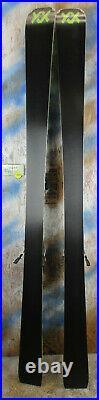 2020 Volkl Deacon Lowride 84 167cm with Marker Lowride XL Binding