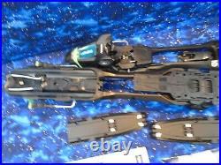 2021 Marker Baron EPF 13 B110 Black Ski Bindings Large 305-365mm