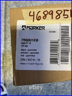 2021 Marker Duke PT 16 Alpine Touring Skis Bindings 125mm