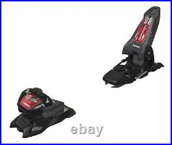 2021 Marker Griffon 13 ID Ski Bindings Anthracite/Red 100mm NEW
