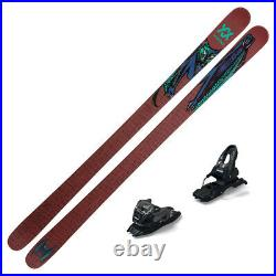 2021 Volkl Bash 81 Skis with Marker 10.0 TP Bindings 120452K