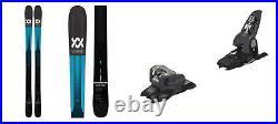 2021 Volkl Kendo 88 184cm Skis & Marker Griffon 90mm 13 ID Anthracite Bindings