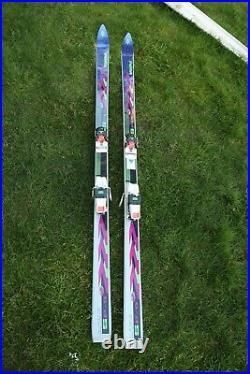 90's Volkl SP-9 SL Skis 195 cm Marker M48 Titanium Bindings, Excellent Cond