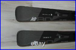All Mountain Skis K2 Ikonic 84 170cm R15m 2020 + Marker M3 12 Bindings