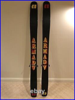 Armada 116 JJ Mens Skis 185 cm with Marker Griffon Bindings