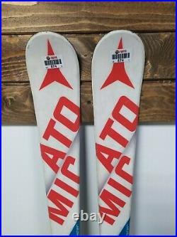 Atomic Redster GS 152 cm Ski + BRAND NEW Marker M 7.0 Bindings BSL