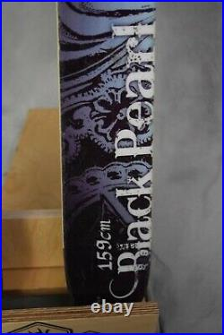 Blizzard Black Pearl Womens Skis 159cm With Marker Bindings