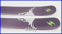 Blizzard Brahma 187 Alpine Skis, 88 underfoot with Marker Griffon 13 Bindings
