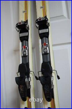 Blizzard Cronus Ski Size 180 CM With Marker Bindings