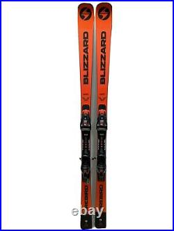 Blizzard Firebird WRC Skis & Marker 14 Bindings & Plate 175 cm / Great Condition
