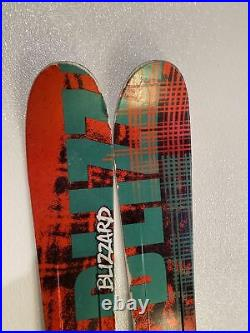 Blizzard One 170 Skis with Marker Max 12.0 Bindings