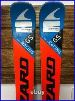 Blizzard Racing GS FIS 170 cm Ski + Marker 10 Bindings Winter Snow Sport