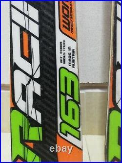 Blizzard Racing GS World Cup 163 cm Ski + Marker 10 Bindings Winter Sport FIS