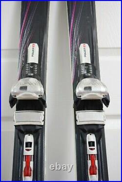 Blizzard Viva Skis Size 160 CM With Marker Bindings