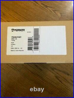 Brand New Marker Griffon 13 ID Ski Bindings Black 110mm NEW 2021