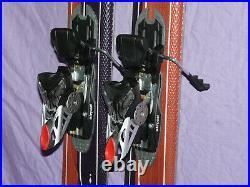 Custom CMH Heli-Skiing Atomic HELI-DADDY 160cm Skis with Marker 12.0 Free Bindings