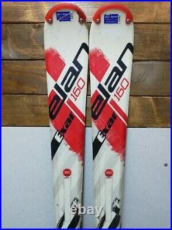 Elan Exar GX 160 cm Ski + Marker 10 Bindings Fun Winter Sport Snow Slope Outdoor