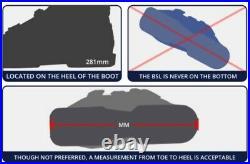 Elan Exar Pro 140 cm Ski + BRAND NEW Marker EPS 9.0 Bindings BSL