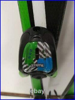 Elan Exar Pro 140 cm Ski + BRAND NEW Marker M 7.0 Bindings BSL