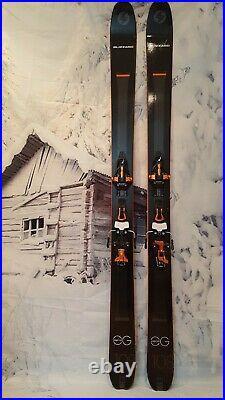 Ex-Demo Blizzard Zero G 108 185cm Skis + Marker Kingpin 10 Demo Touring Bindings