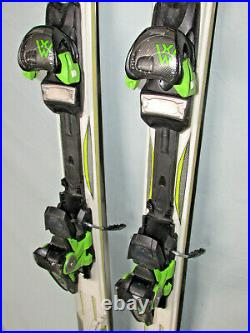 K2 AMP RICTOR all mountain skis 174cm with Marker MX 12.0 adjustable bindings