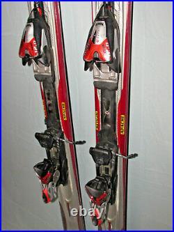 K2 Apache Outlaw All-Mtn Skis 181cm with Marker MOD 12.0 adjustable ski bindings