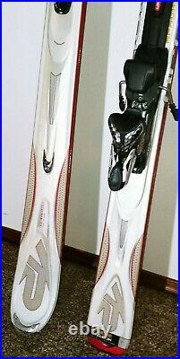 K2 Apache RECON 167cm All-Mtn SKIS with Marker MOD 11 Piston Control Bindings
